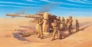 Italeri 6602 8,8 cm FLAK 37 AA Gun