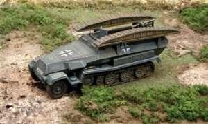 Italeri 7062 Sd.Kfz. 251/7 Pionierpanzerwagen