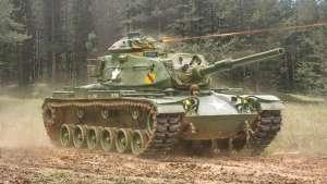 Italeri 7075 M60A1 model czołgu