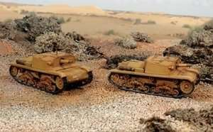 Italeri 7519 Semovente M40 da 75/18 - 2 modele