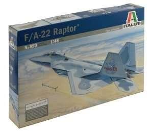 Italeri 850 F-22 Raptor