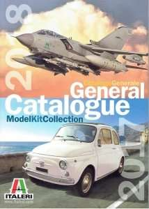 Italeri Katalog 2017 - 2018