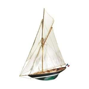 Jacht Pen Duick - Artesania 22418 - drewniany statek skala 1-28