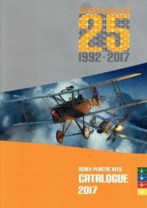 Katalog Eduard 2017