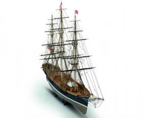 Kliper Flying Cloud Mamoli MV41 drewniany model okrętu w skali 1-96