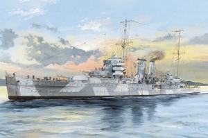 Krążownik HMS York Trumpeter 05351