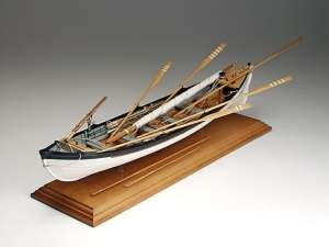 Łódź do połowy wielorybów - Amati 1440 - drewniany model w skali 1:16