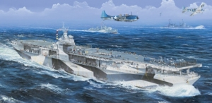 Lotniskowiec USS Ranger CV-4 Trumpeter 05629