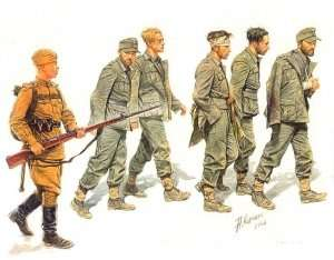 MB 3517 Niemieccy jeńcy, 1944