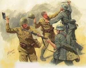 MB 3524 Walka wręcz, 1941-1942