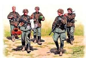 MB 3583 Niemiecka elitarna piechota
