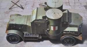 MB 72008 British Armoured Car, Austin MK IV WWI