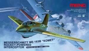 Meng QS-001 Messerschmitt Me 163B Komet