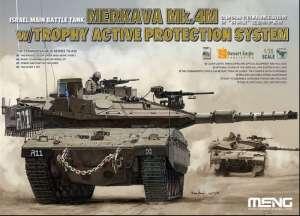 Meng TS-036 Czołg Merkawa Mk.4M w skali 1-35