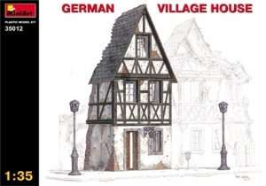 MiniArt 35012 German Village House