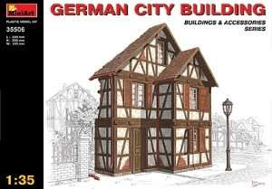 MiniArt 35506 German City Building