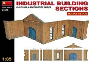 MiniArt 35546 Industrial Building Sections