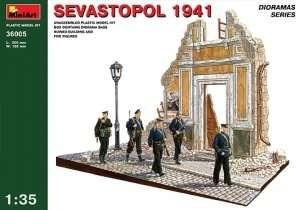 MiniArt 36005 Sevastopol 1941