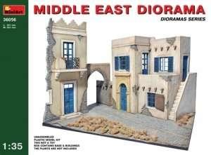 Miniart 36056 Budynek - Bliski Wschód - diorama