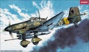Model Academy 12450 Junkers JU-87G Stuka Tank Buster