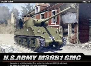 Model Academy 13279 niszczyciel czołgów M36B1 GMC