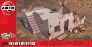 Model Airfix 06381 Desert Outpost 1:32