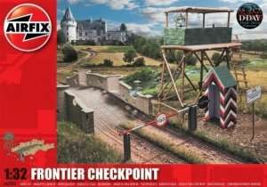 Model Airfix 06383 Frontier Checkpoint 1:32