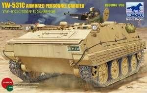 Model Bronco CB35082 transporter opancerzony YW-531C