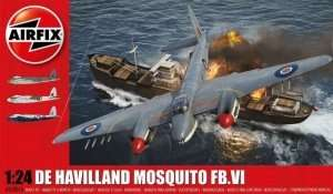 Model De Havilland Mosquito FB.VI Airfix 25001