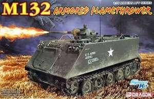 Model Dragon 3621 transporter opancerzony M132 z miotaczem ognia