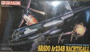 Model Dragon 5012 Arado Ar234B Nachtigall
