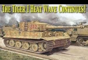 Model Dragon 6253 Sd.Kfz. 181 Tiger I do sklejania