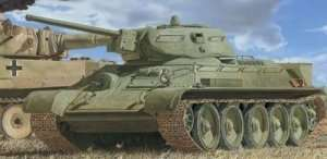 Model Dragon 6479 czołg T-34/76 No.112 Factory Krasnoe Sormovo