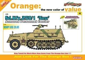 Model Dragon 9149 Sd.Kfz. 250/1 Neu