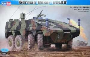 Model German Boxer MRAV Hobby Boss 82480