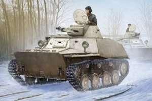 Model Hobby Boss 83826 T-40S radziecki czołg pływający