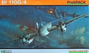 Model Messerschmitt Bf-110G-4 Profipack Eduard 8206