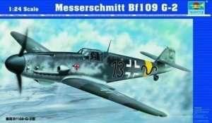 Model Messerschmitt Bf109G-2 02406 Trumpeter