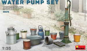 Model MiniArt 35578 Water Pump Set