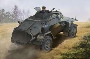 Model Sd.Kfz.221 Leichter Panzerspahwagen Hobby Boss 83811