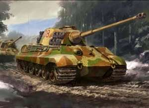 Model Tamiya 32536 czołg King Tiger do sklejania