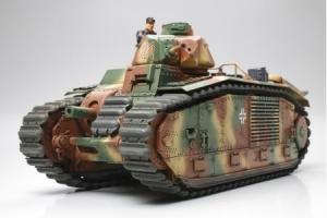 Model Tamiya 35287 czołg ciężki B1 bis armi niemieckiej