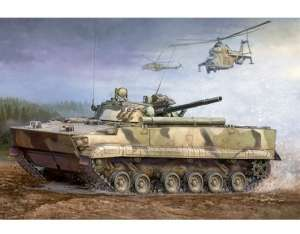 Model Trumpeter 00364 Russian BMP-3 IFV (Early Version)