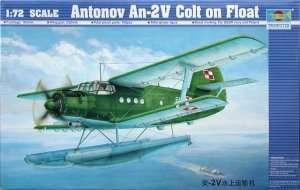 Model Trumpeter 01606 Antonov An-2V Colt on Float