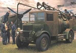 Model cysterny Albion AM463 1:48 Airfix 03312