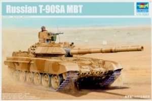 Model czołgu T-90SA Trumpeter 05563