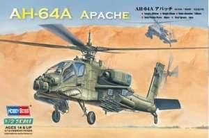 Model helikoptera AH-64A Apache Hobby Boss 87218