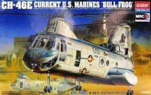 Model helikoptera CH-46E w skali 1:48 - Academy 2226
