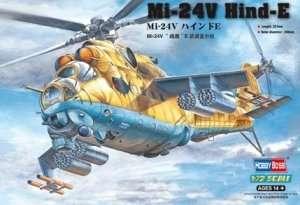 Model helikoptera MI-24V Hind E Hobby Boss 87220