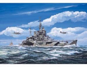 Model krążownika HMS Renown 1942 Trumpeter 05764